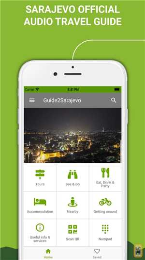 Download Sarajevo Travel Audio Guide 1 1 APK A2zCrack