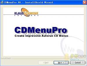 Download KS-SW CDMenuPro 6 50 00 Business Edition Portable-