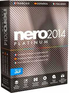 Download Nero 2014 Platinum 15 0 02200 Final + ContentPack